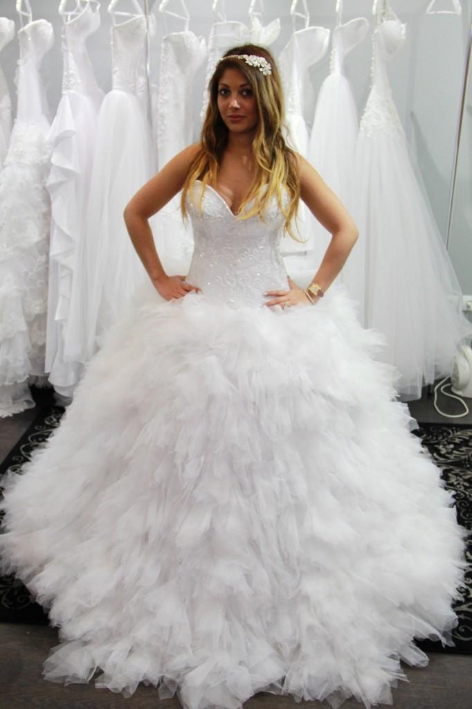 robe Hortensia, 4500 euros