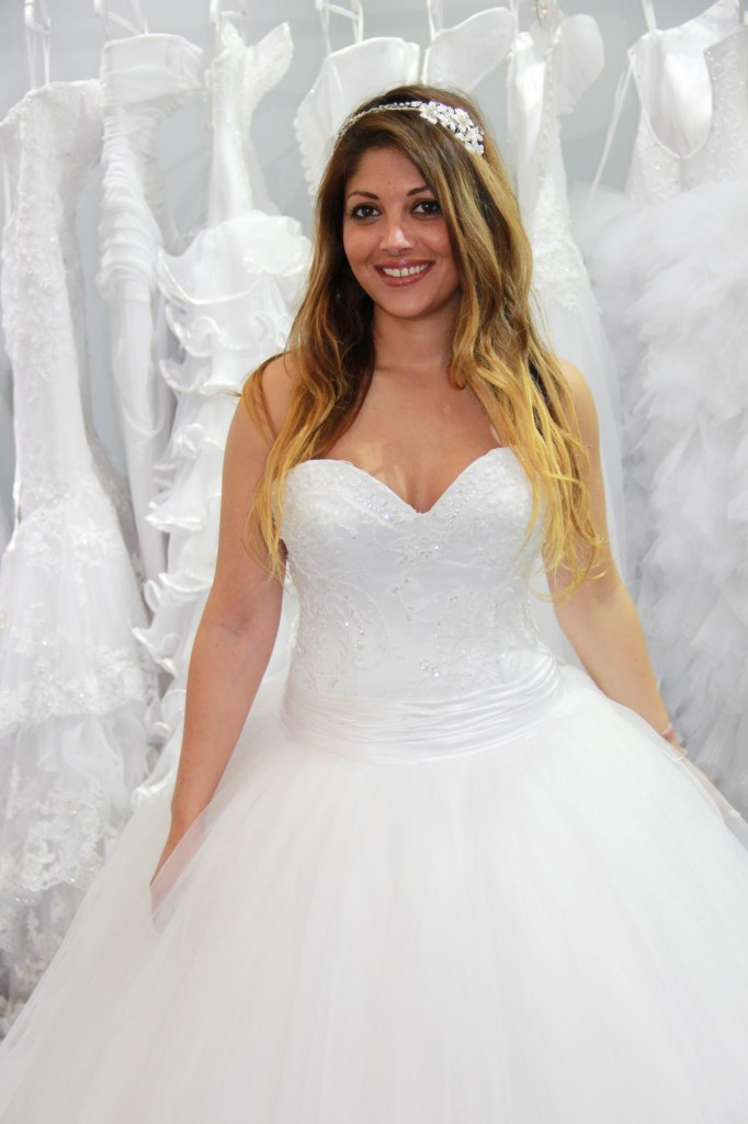 robe Jasmin, 3500 euros