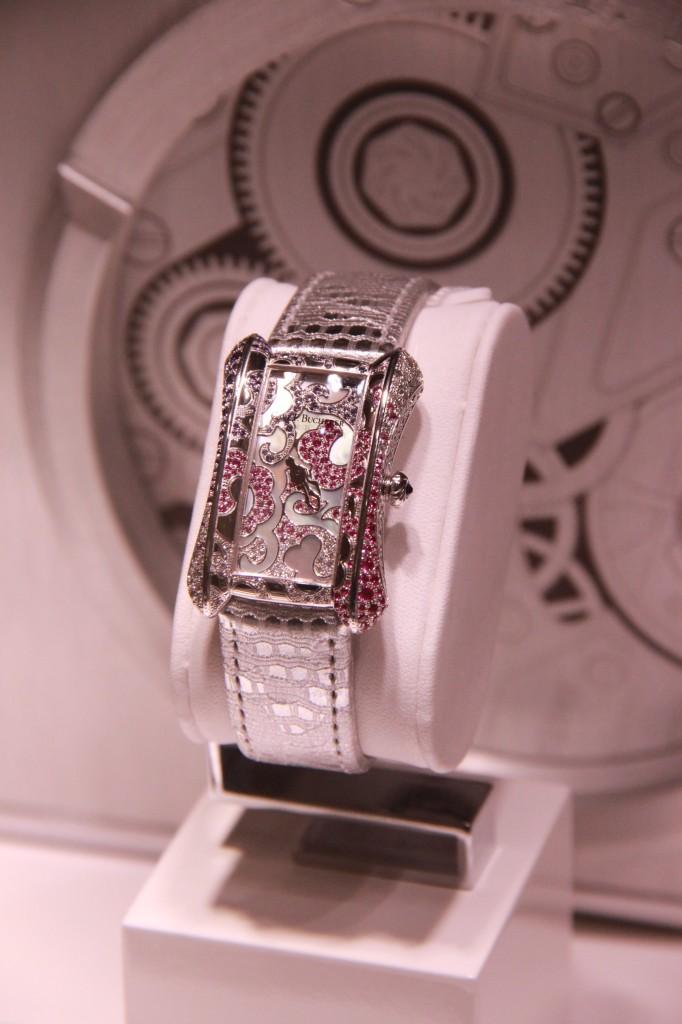 Carl F. Bucherer, montre bijou, série limitée, 42 900 euros