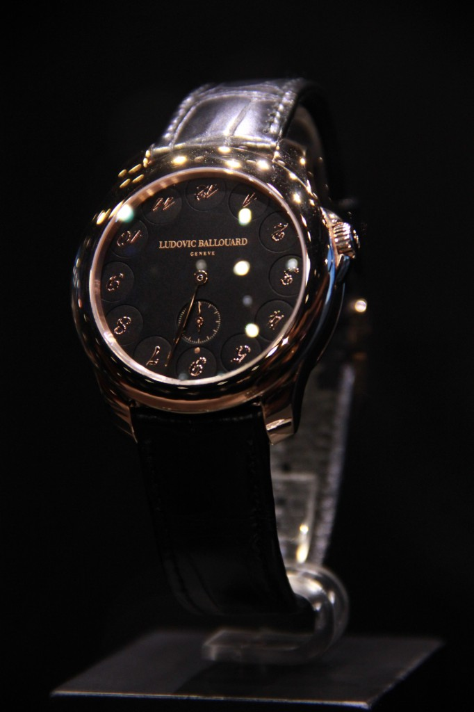 Montre Upside Down en or Rose : 63 000 euros