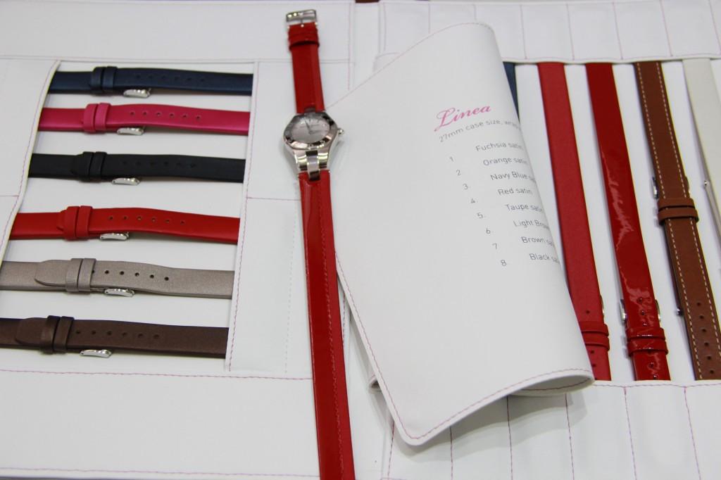 grand choix de couleurs de bracelet, 125 euros le bracelet simple tour