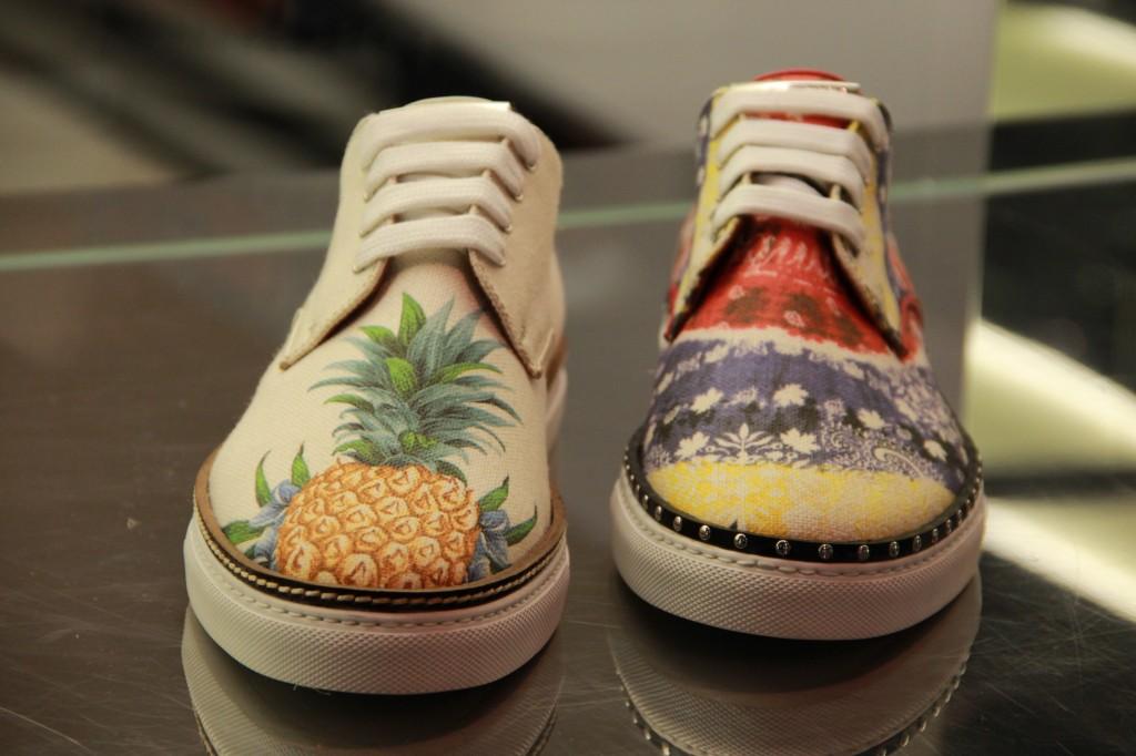 sneakers imprimés 365 euros