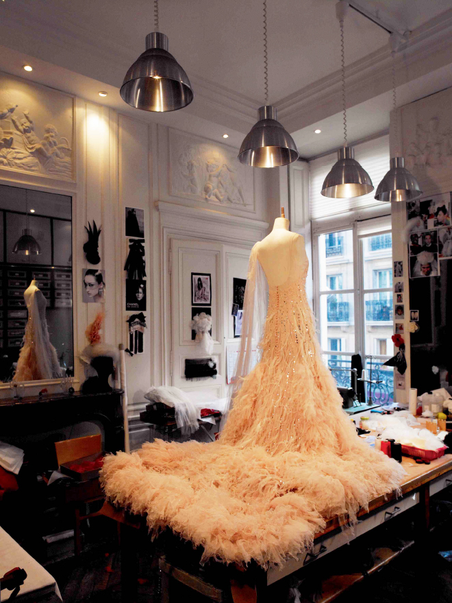 Robe Chanel n 5 - parafection