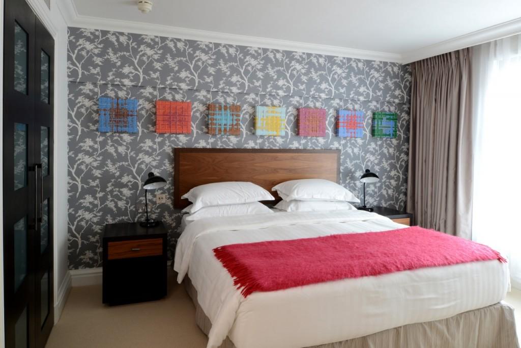 Saatchi Suite Bedroom - Spring Fever - Landscape
