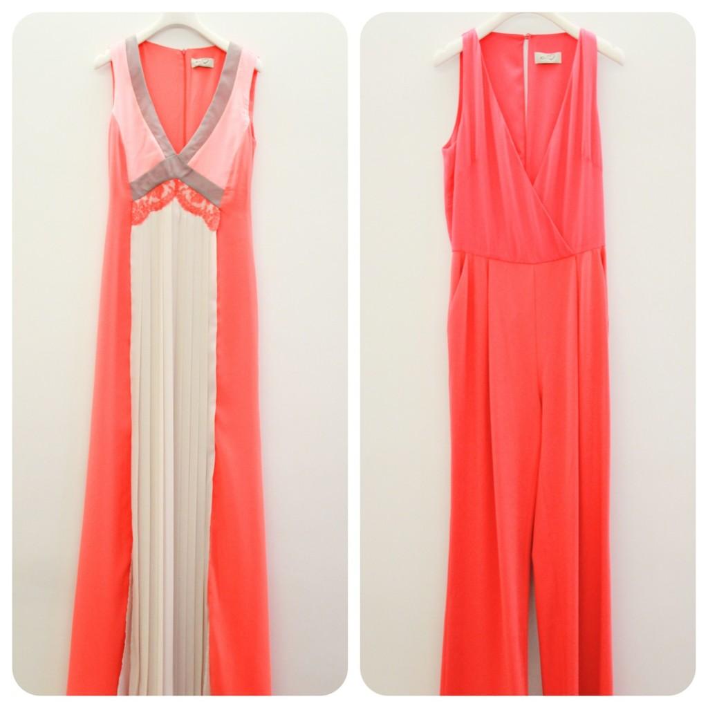 robe de soirée, 322 euros