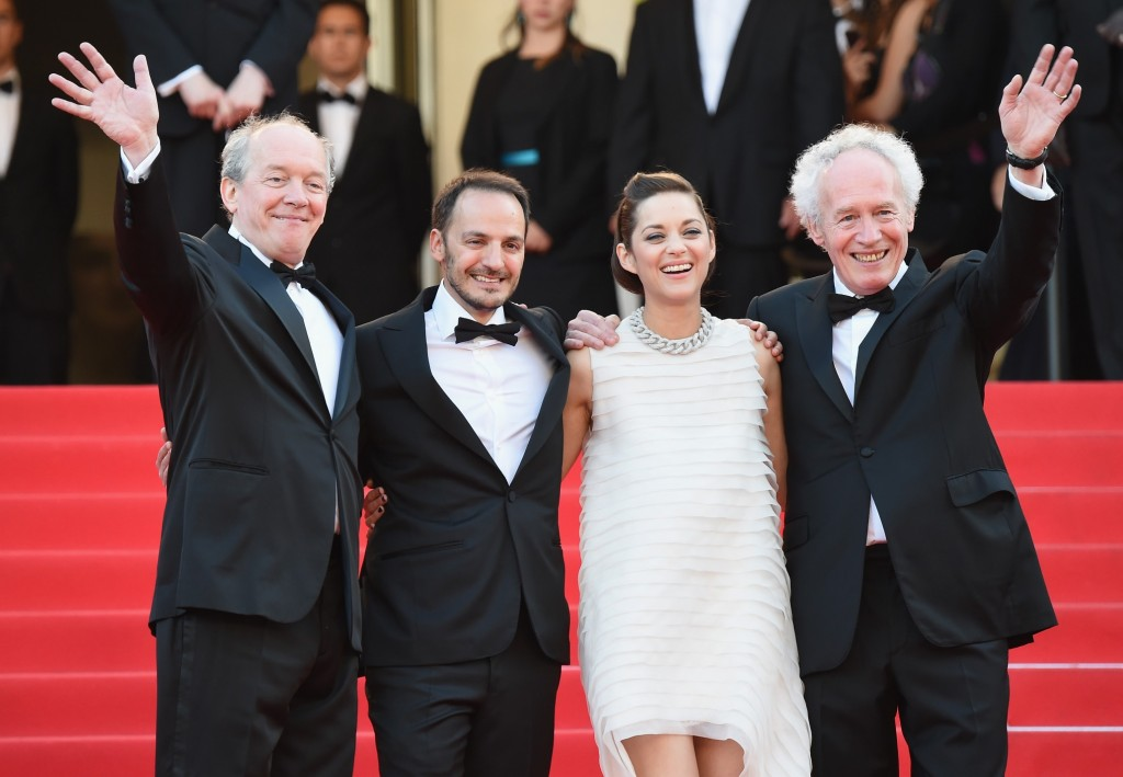 Fabrizio-Rongione_Jaeger-LeCoultre-Master-Hometime-Marion-Cotillard-and-Dardenne-brothers