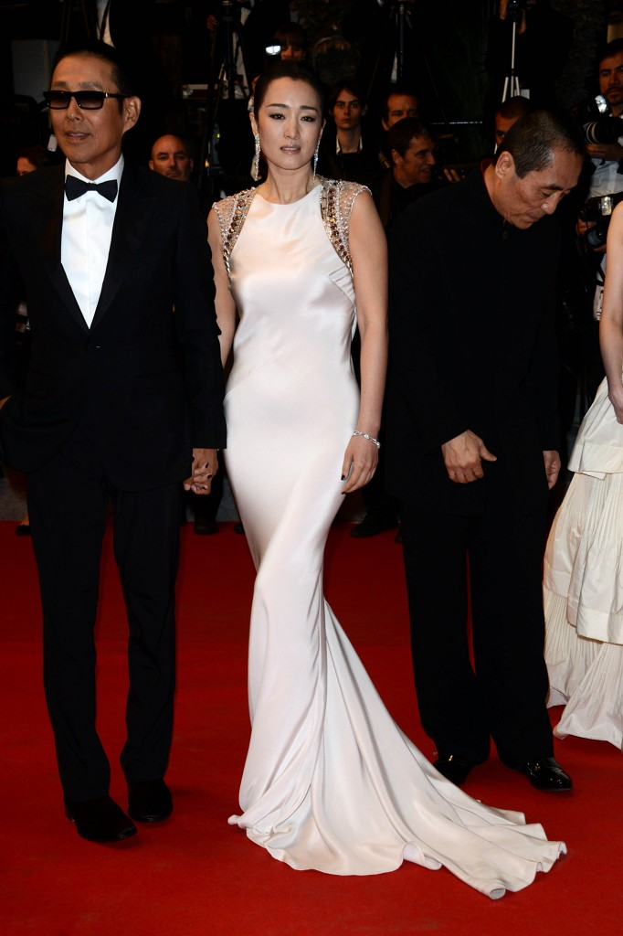 """Red Carpet """"Coming home"""" at the 67th Cannes Film Festival, France"""