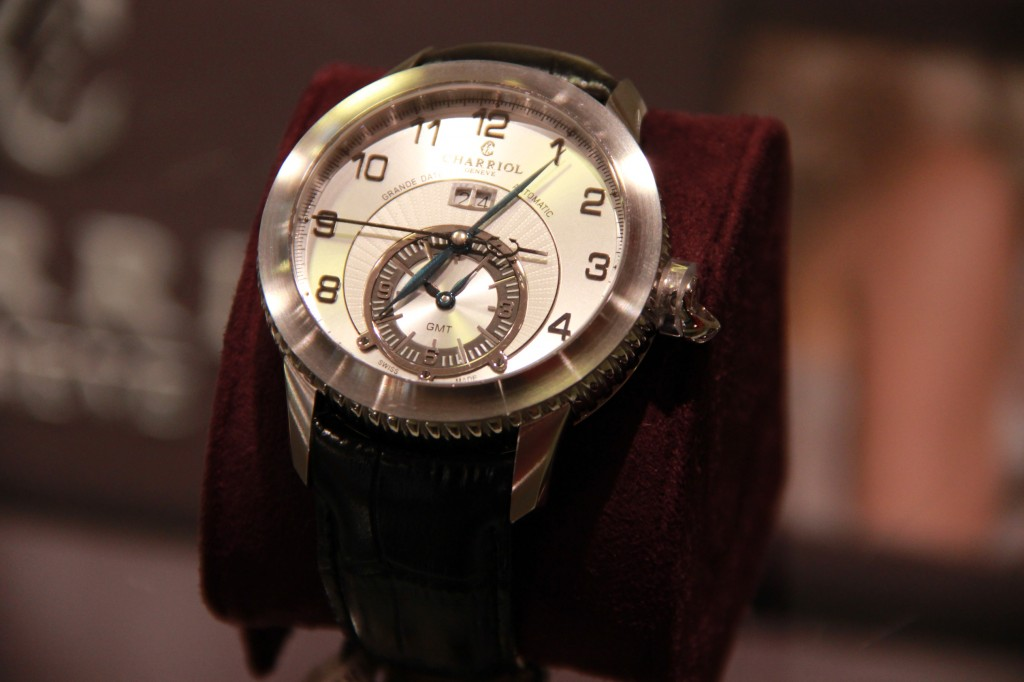 """Montre Colombus Grande Date, """"watch of the year"""", 3410 euros"""