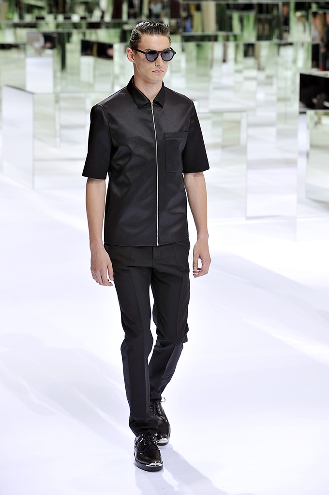 LOOK 15 SS14 Dior Homme by Patrice Stable