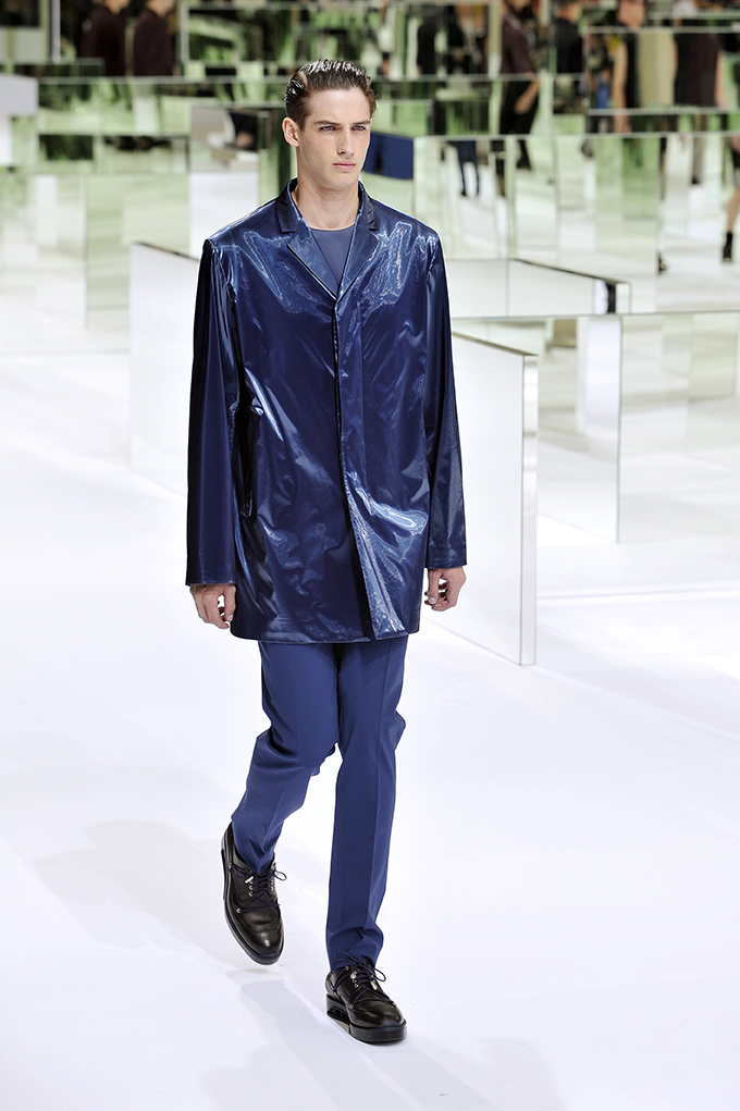 LOOK 22 SS14 Dior Homme by Patrice Stable