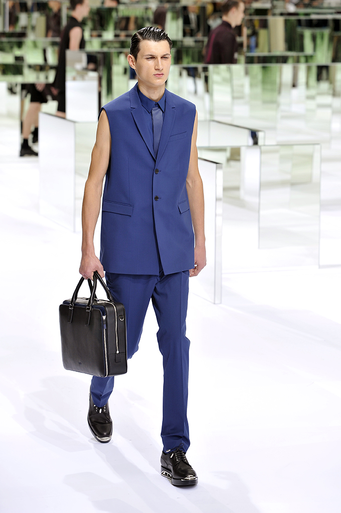LOOK 23 SS14 Dior Homme by Patrice Stable