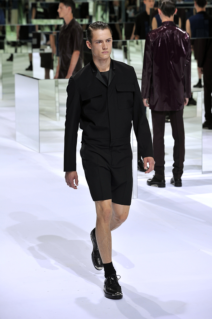 LOOK 45 SS14 Dior Homme by Patrice Stable