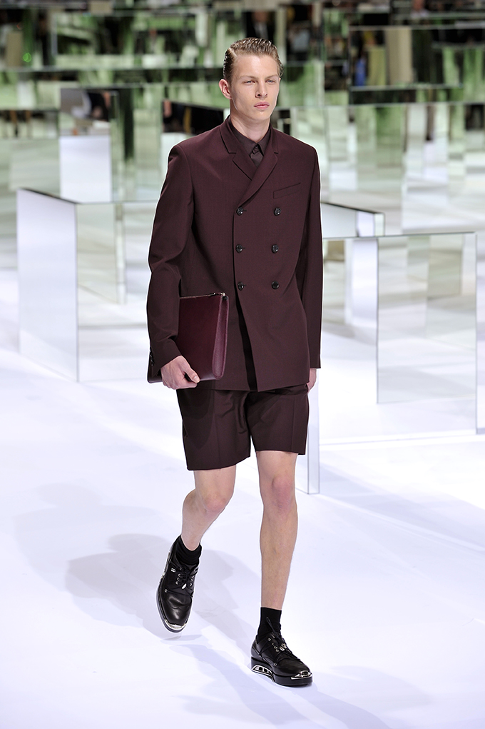 LOOK 5 SS14 Dior Homme by Patrice Stable
