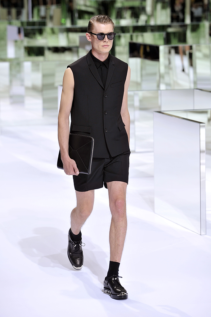 LOOK 6 SS14 Dior Homme by Patrice Stable