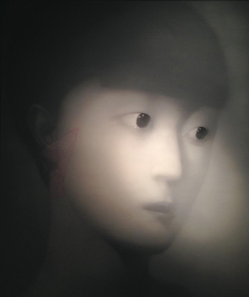 Zhang Xiaogang, Huile sur toile