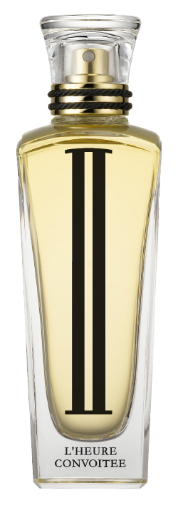 """Cartier : L'heure convoitée - Collection """"Les Heures de Parfum"""""""
