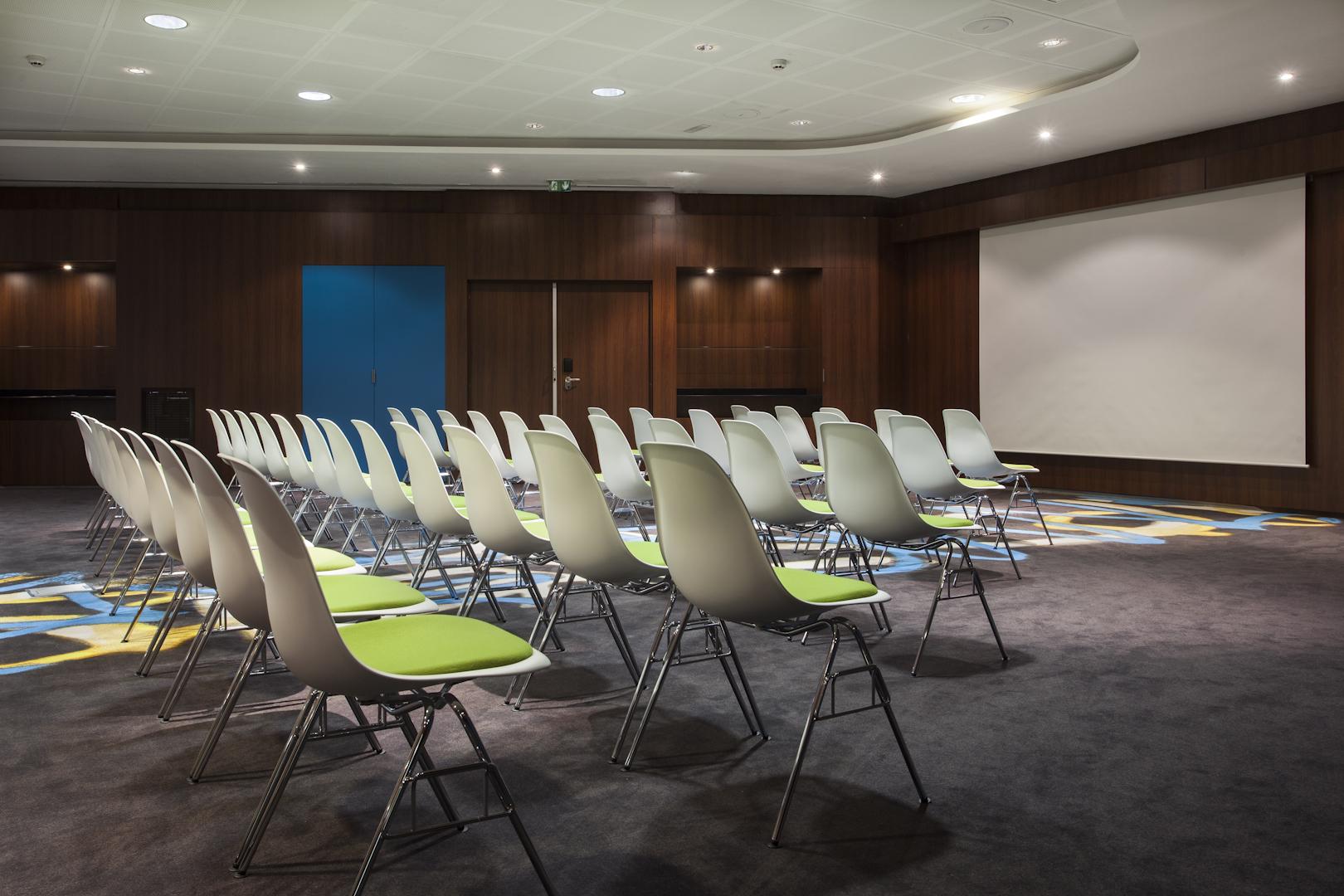 Salle de Conférence © Alexandre Soria