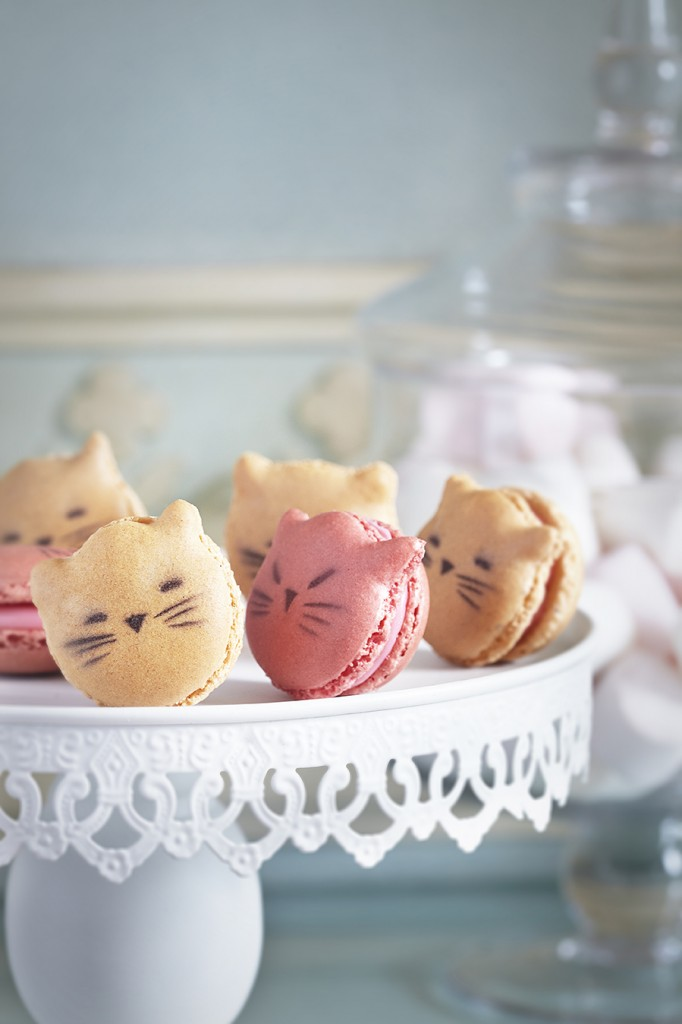 Macaron Badou by Len+¼tre (c)T. Dhellemmes