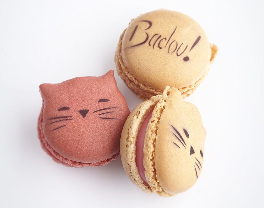 Packshot Macaron Badou by Len+¼tre (c)T. Dhellemmes