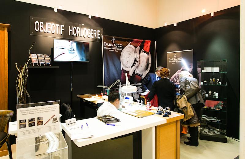 Atelier OBJECTIF HORLOGERIE 2013