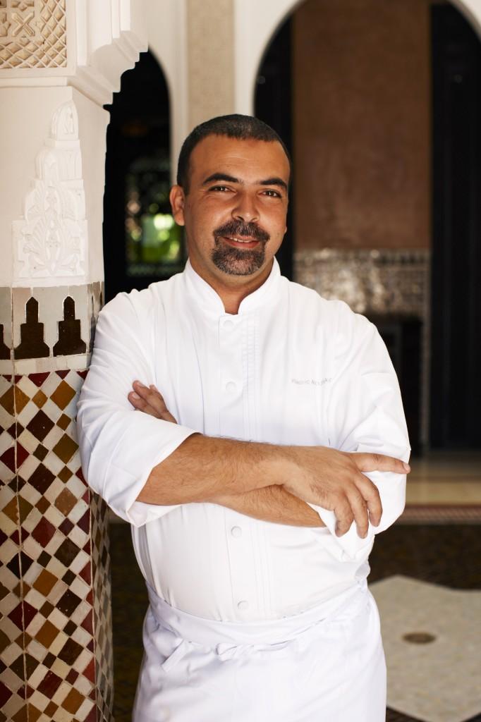 Chef Rachid Agouray