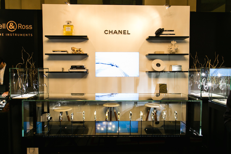 Stand CHANEL 2013