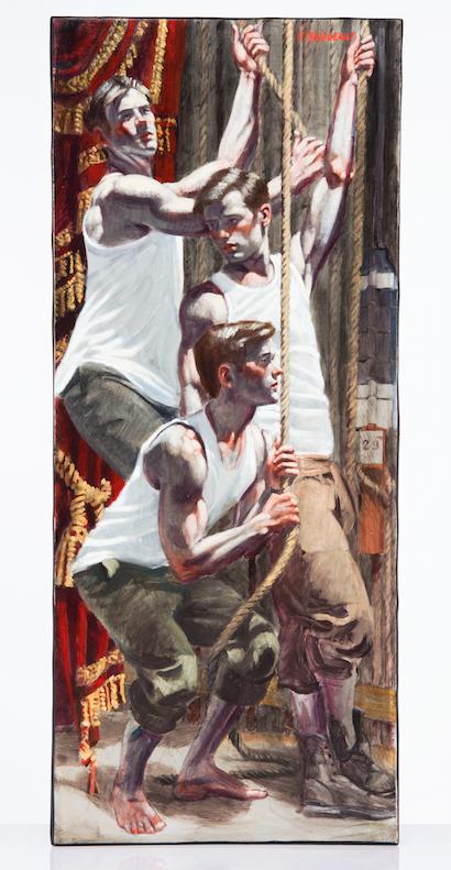 Mark Beard - Galerie Life as a Work, New York