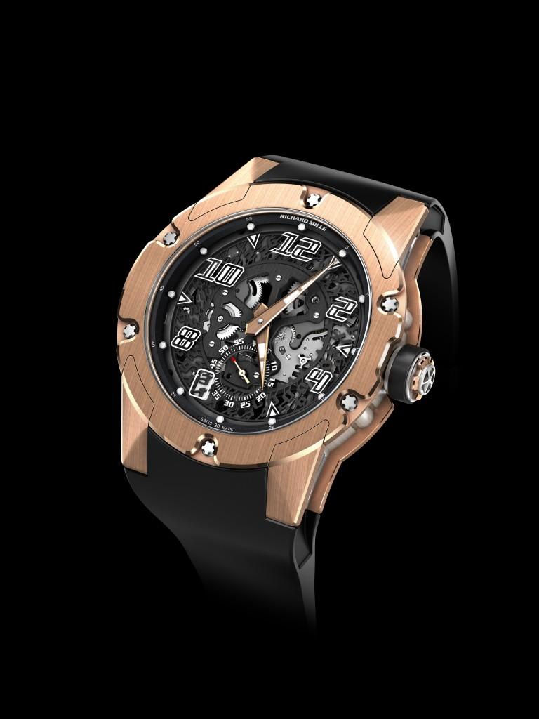 Richard Mille dévoile sa nouvelle montre : la RM 33-01