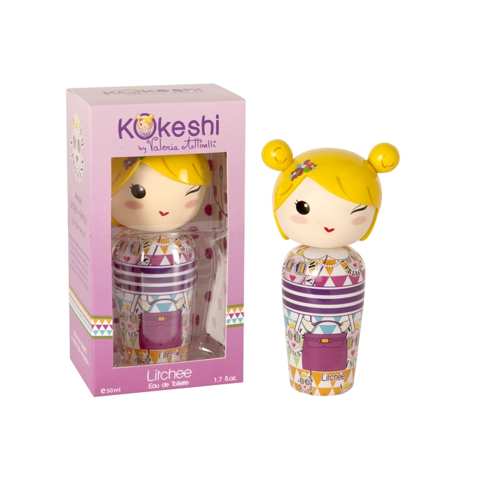 4020VA - EDT 50 ML KOKESHI BY VA LITCHEE