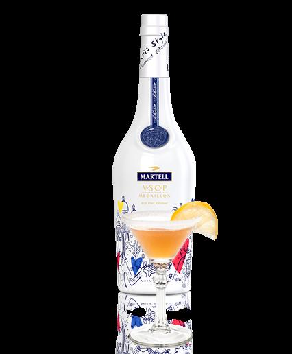 Cocktail martell_vsop_decastelbajac
