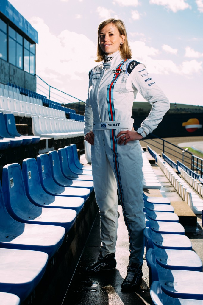 Williams F1 Collateral Filming Days 2015