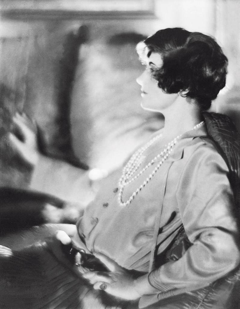 Portrait Gabrielle Chanel (DR Chanel)
