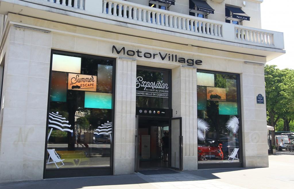 MotorVillage Summer Escape