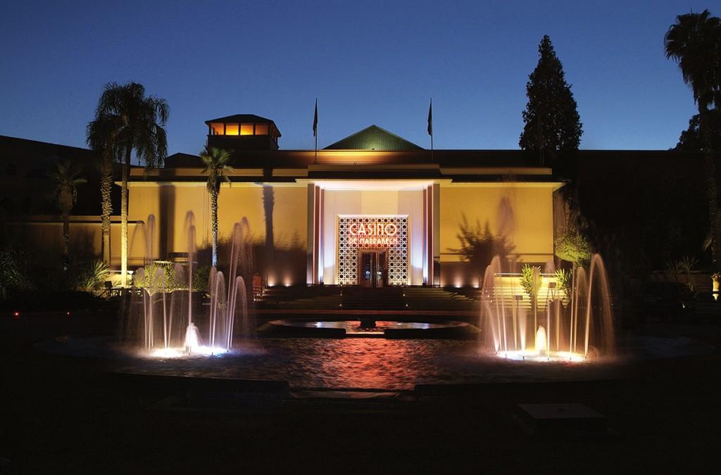 Casino de Marrakech - Es Saadi