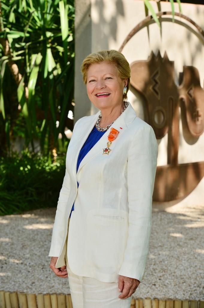 Elisabeth Bauchet-Bouhlal dans les jardin du Es Saadi Gardens & Resort-09 10