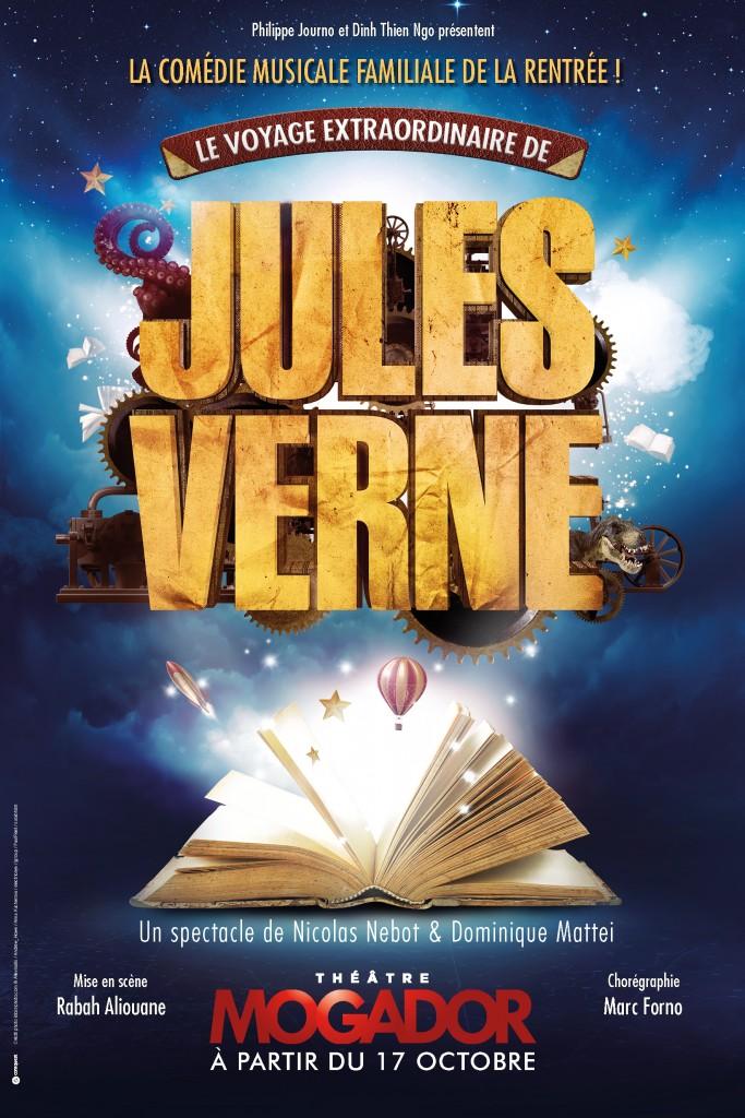 Affiche_LE VOYAGE EXTRAORDINAIRE DE JULES VERNE_MOGADOR