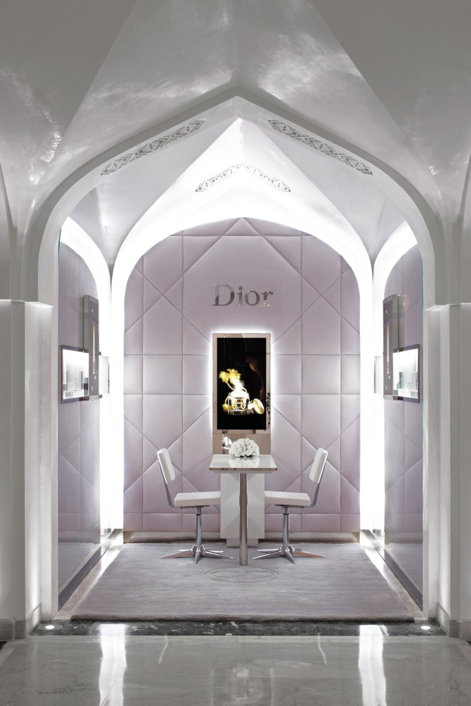 Dior Institut Palace Es Saadi Marrakech, Morocco - Photo Kristen Pelou 2010
