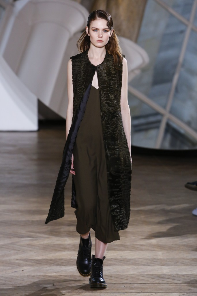 Gauchère Fashion Show, Ready To Wear Collection Fall Winter 2016 in Paris