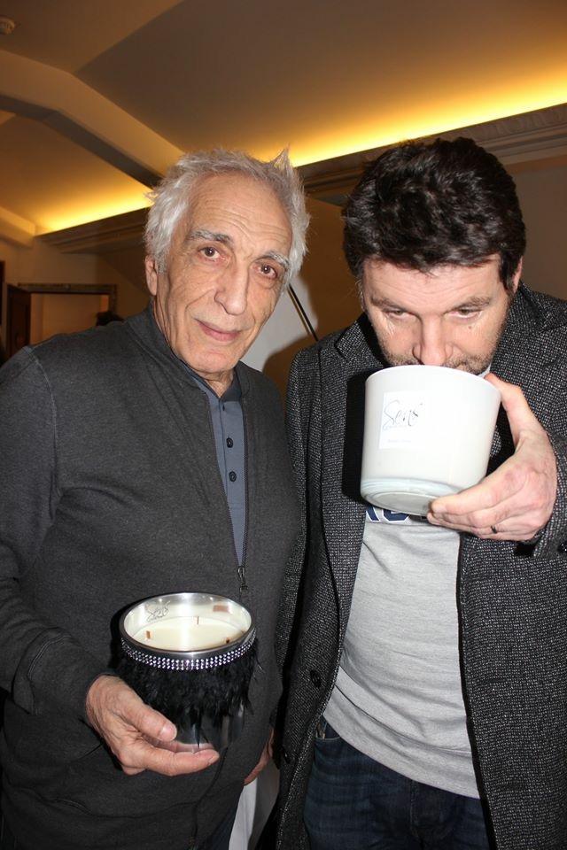 Gérard Darmon et Philippe Lellouche