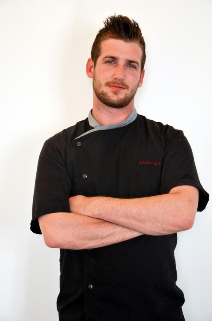 Le Chef Nicolas Girard