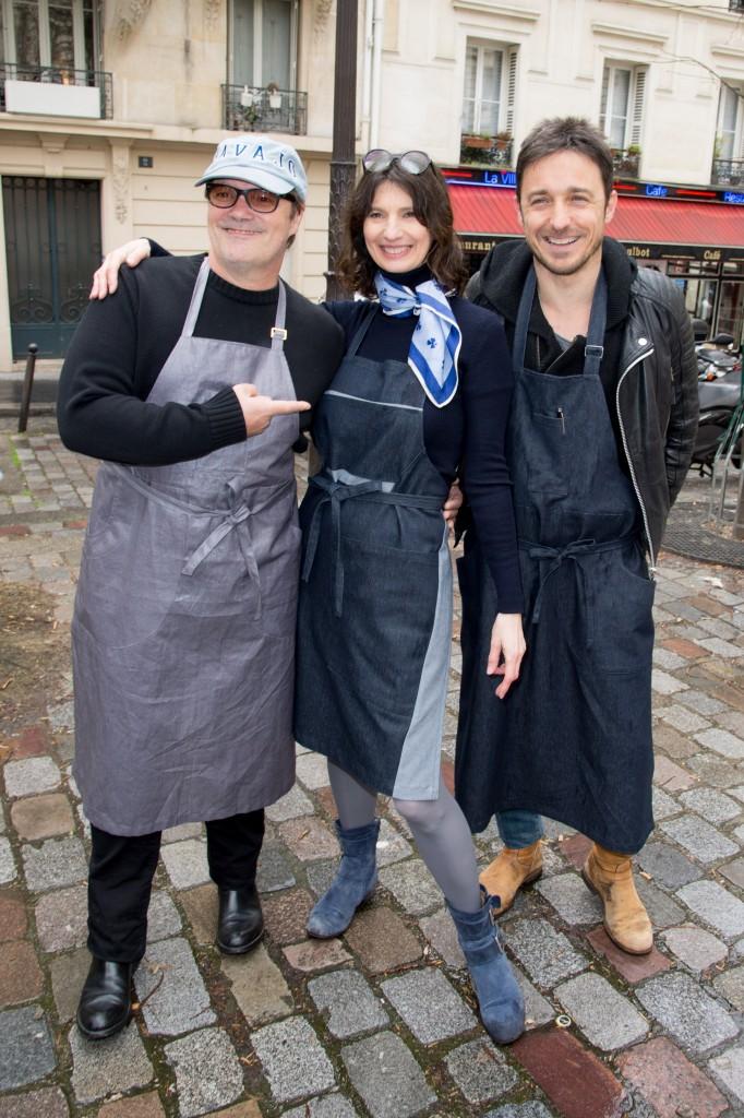 Axel Bauer, Zelia et Sorel