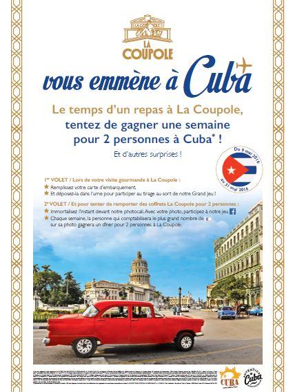 Capture Cuba