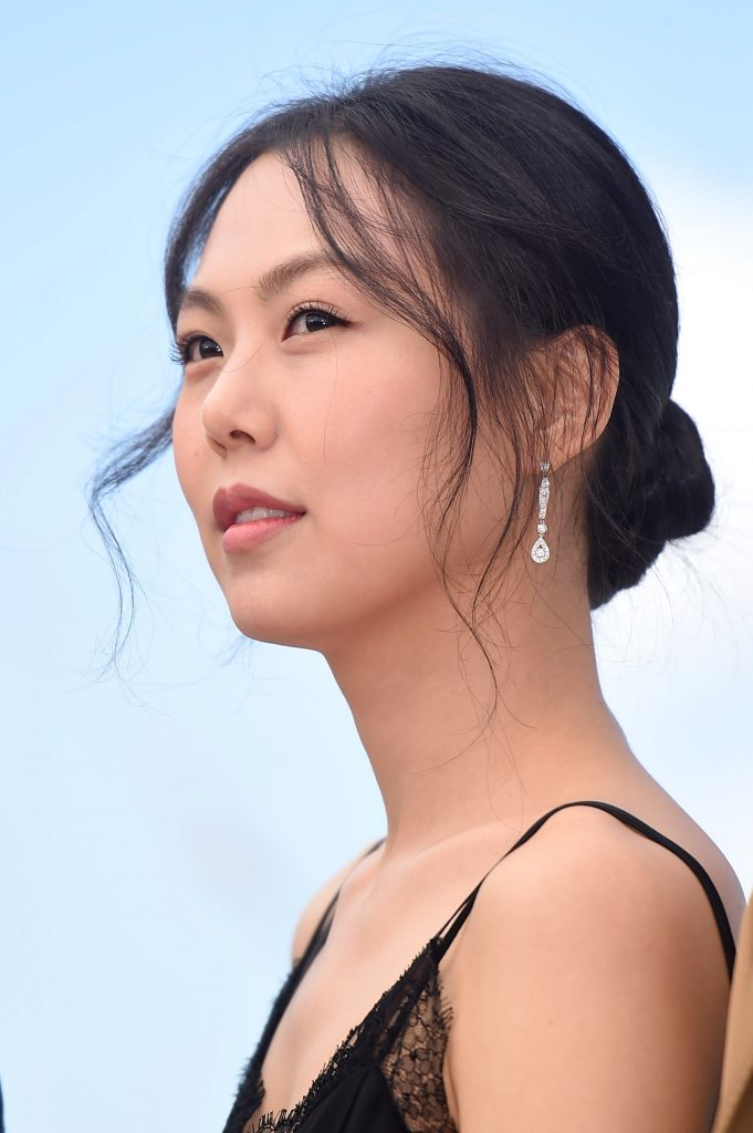 Kim Min-Hee attends the 'Mademoiselle' photocall the 69th annual Cannes Film Festival