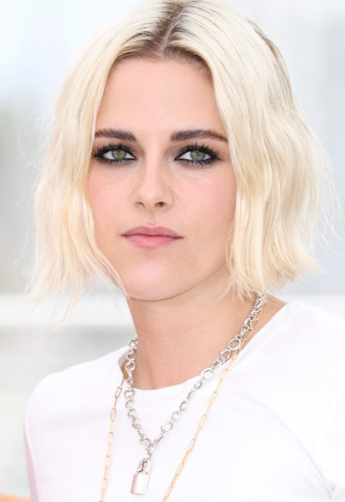 """CANNES, FRANCE - MAY 11:  Kristen Stewart attends the """"Cafe Society"""" Photocall  during The 69th Annual Cannes Film Festival on May 11, 2016 in Cannes, France.  (Photo by Andreas Rentz/Getty Images)"""