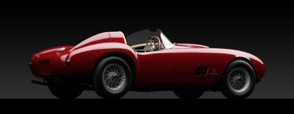 1954 Ferrari 375MM-rear 3q dark