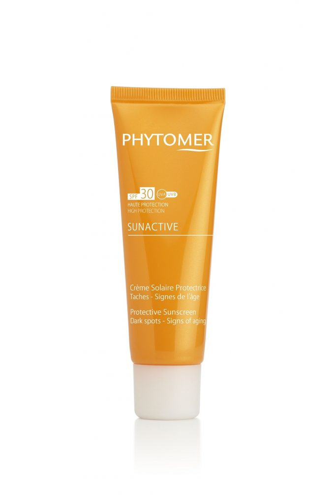 SUNACTIVE CREME SOLAIRE PROTECTRICE SPF30