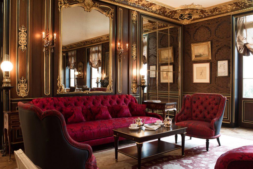 Salon Louis XV Reception