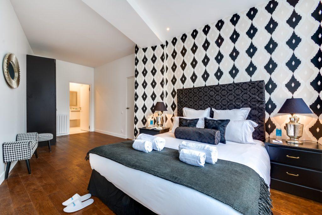 Butte Montmartre, premier appartement rue de Ravignan.