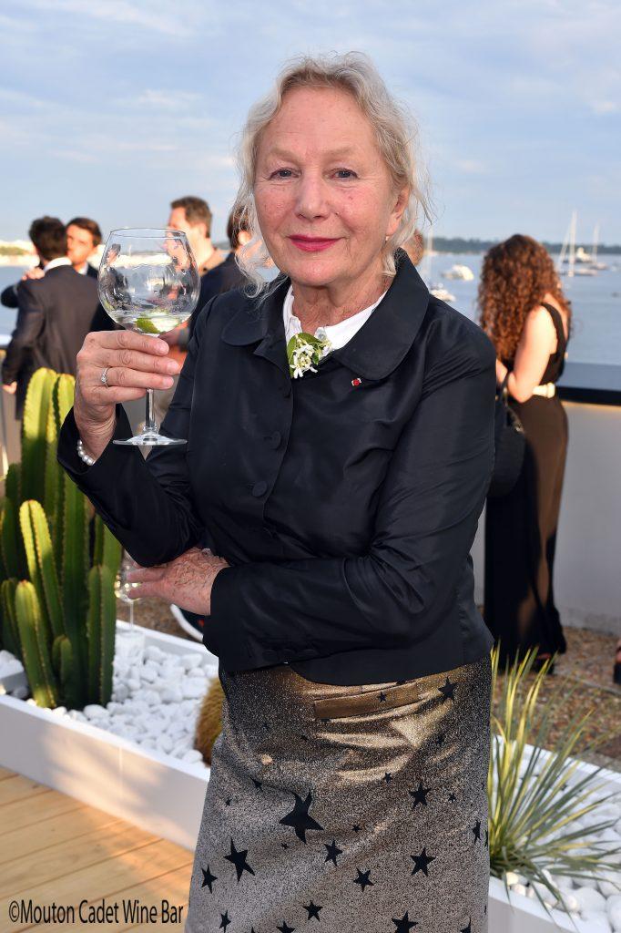 Agnès b / Opening
