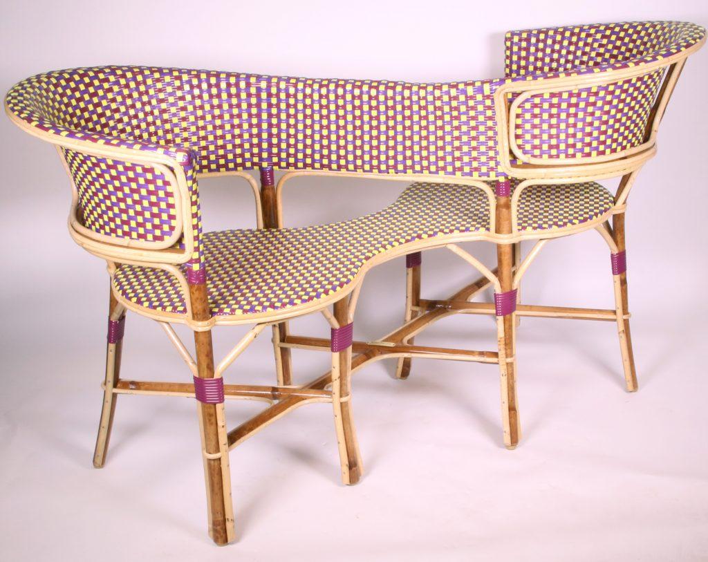 Maison Drucker, la plus ancienne fabrique artisanale de sièges en rotin française fondée en 1885